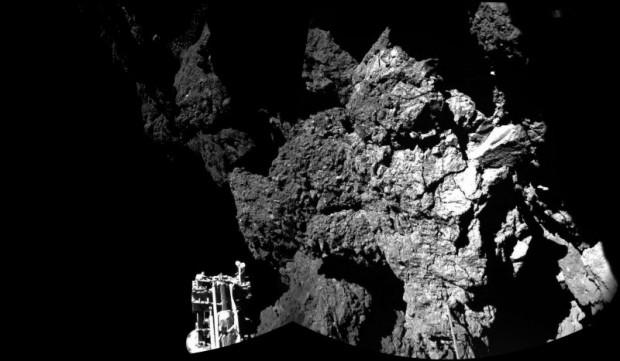 Philae Lander Nov 2014