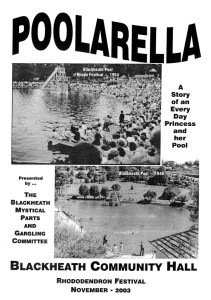 Poolerella Programme Cover